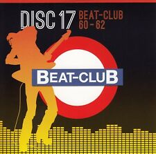 Beat-Club / Disc 17 / Sendung 60-62 / 1970 / DVD von 2015 / Neuwertig !