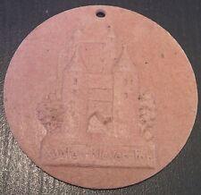 (No0424) German Winterhilfswerk WHW cardboard pendant WW2 NS Volkswohlfahrt