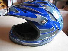 SixSixOne BMX Full Face Bicycle Helmet Youth S