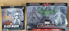 TARGET Marvel Legends AVENGERS ULTRON HULK VISION 3-pack BLACK WIDOW DELUXE LOT
