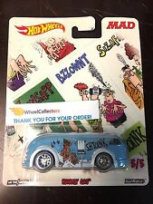 Haulin Gas * Mad Magazine * 2017 Pop Culture Hot Wheels Case K