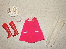 Barbie:  Francie VINTAGE Complete CULOTTE WOT? Outfit!