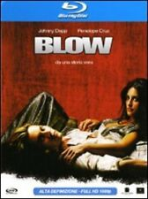 BLOW   BLU-RAY     DRAMMATICO