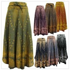 Handmade Wide Leg Regular Size Pants for Women