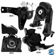 Engine Motor Mounts & Auto Trans. Mount 4Pcs Set for Toyota Prius 10-15 1.8L