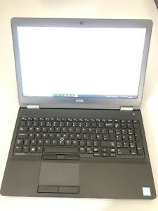 Dell Latitude Laptop E5570 Intel i5 2.4GHz 8GB Ram 256GB SSD