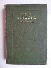 Lehrbuch der Botanik fur Hochschulen Ed. Eduard Strasburger et al