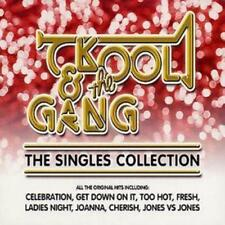 Kool and the Gang : The Singles Collection CD (2004)