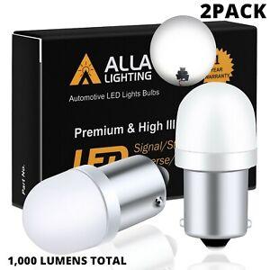 LED White Interior Dome Light Bulbs Lamps For 2008-2017 Freightliner Cascadia