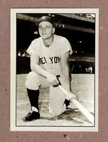 Roger Maris '61 New York Yankees signature photo card Plutograph serial #/200