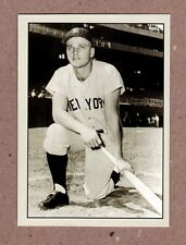 Roger Maris '61 New York Yankees signature photo card Plutograph serial #/200