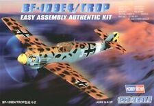 Hobby Boss 1/72 Messerschmitt Bf109E-4 trop facile Assemblée # 80261