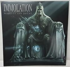 Immolation Majesty And Decay LP Vinyl Record new Back On Black Reissue