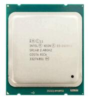 Intel Xeon E5-2658 V2 CPU 10-Core 20-Threads 2.4GHz 25MB LGA2011 95W Processor