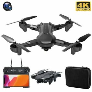 RC Drone 4K HD Dual Camera Professional Photography Foldable Helicopter