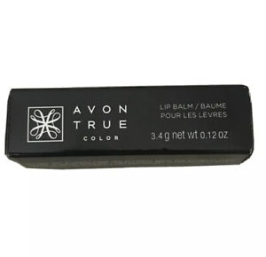 Avon True Color Lipstick Lip Balm Cherry Kiss 0.12 oz