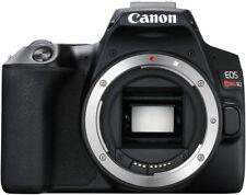 Canon EOS Rebel SL3 24.1MP Digital Camera Built-in Wi-Fi - Black (Body Only)