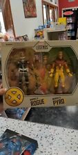 "Marvel Legends X-Men ROGUE AND PYRO 6""-Inch Action Figure 2-Pack IN STOCK"