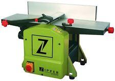 Cepillo regruesar lijadora ZIPPER ZI-HB204 regruesadora de madera mas cuchillas