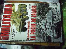 Revue Armes Militaria HS n°46 Guerre Normandie Poche de Falaise