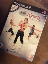 EyeToy Kinetic with camera PlayStation 2 PS2 NEW/ FACTORY SEALED