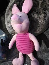 Piglet, large, Disney, Winnie the Pooh, Plush Soft toy, Film, Tv, Stuffed