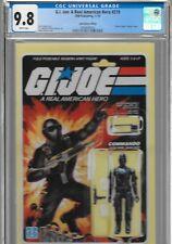 GI JOE 219 CGC 9.8 Snake Eyes Subscription Action Figure Variant RARE IDW 2015