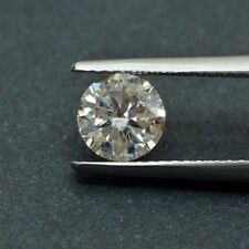 H  Color Round Natural Loose Diamonds 1.01cts Carat SI1