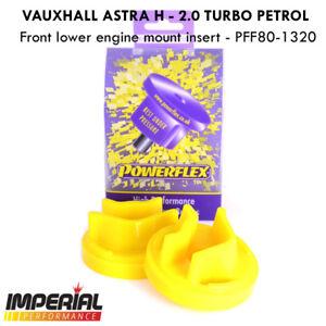 Astra H VXR POWERFLEX front lower engine mount insert Z20LEH LER PFF80-1320