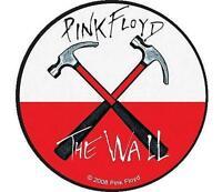PINK FLOYD PATCH AUFNÄHER # 17 THE WALL HAMMERS 10cm FLICKEN ABZEICHEN