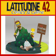 The SIMPSONS MOVIE BART AND FLANDERS DELUXE FIGURE SET ACTION FIGURE
