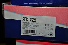 Kit Rear Brake adk025; Ford Escort, Orion