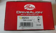 FORD FIESTA COURIER PUMA TENSION PULLEY GATES T 38203 NEW