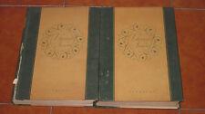 BEDIER HAZARD MARTINO LITTERATURE FRANCAISE COMPLETO 2 VOLUMI LAROUSSE 1948 1949