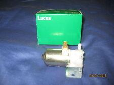 NEW LUCAS MG TRIUMPH JAGUAR MINI NEW ELECTRIC WINDSCREEN WASHER PUMP GWW 125