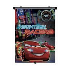Genuine Disney Cars neontech RACERS AUTO Sole Ombra Roller Finestrino Cieco Per Bambini
