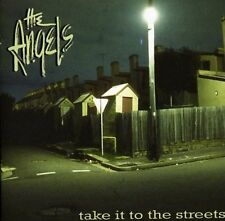 THE ANGELS : TAKE IT TO THE STREETS   (CD) Sealed