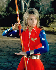CATHY LEE CROSBY 8X10 PHOTO WONDER WOMAN