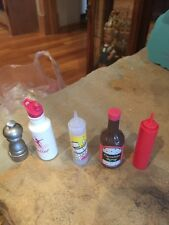 american girl doll Sauces Water Bottle And Pepper Mill New
