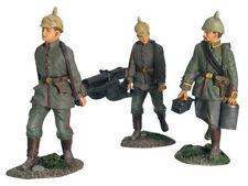 W. Britain 17808 German von Manstein Regiment Machine Gun Set #1