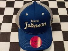 Jimmie Johnson #48 NASCAR Baseball Cap Hat NEW Ball blue & gray Ladies Womens