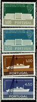 Portugal SC# 836-839, Mint Hinged, Hinge Remnant - S6362