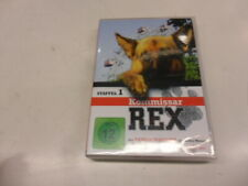 DVD  Kommissar Rex - Die ersten Abenteuer, Staffel 1