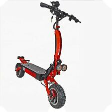 ELECTRIC 45AH SCOOTERS 6000w FOLDING E-SCOOTER COMMUTER LONG LIFE BATTERY ADULT