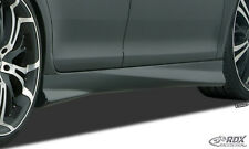 "RDX Seitenschweller AUDI A3 8P 2/3-türer Schweller ""Turbo"" Set Spoiler"