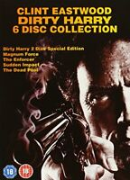 Dirty Harry Collection [DVD] [2009][Region 2]