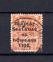 Ireland 1922 Harrison 2d Fine Used X6864