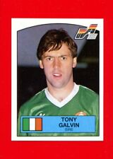 EURO '88 Panini 1988 - Figurina-Sticker n. 201 - T. GALVIN - EIRE -New