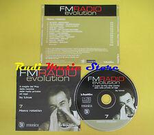 CD FM RADIO EVOLUTION 7 compilation PROMO 2003 MR MISTER SIMPLY RED (C32*)no mc