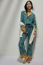 Anthropologie Florence Balducci Menagerie Flannel Sleep Pants Pajama Size XL